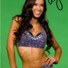 AJ LEE SIGNED PHOTO 8X10 AUTO RP AUTOGRAPHED WWE WRESTLING NEXT DIVA !