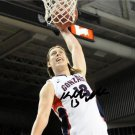 ** KELLY OLYNYK SIGNED PHOTO 8X10 RP AUTO AUTOGRAPHED  * GONZAGA BASKETBALL ZAGS