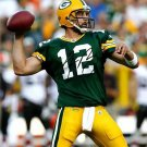* AARON RODGERS SIGNED PHOTO 8X10 RP AUTO AUTOGRAPHED * GREEN BAY PACKERS