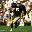 JEROME BETTIS SIGNED PHOTO 8X10 RP AUTO AUTOGRAPHED * NOTRE DAME FIGHTING IRISH