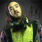 STEVE AOKI SIGNED PHOTO 8X10 AUTO RP  AUTOGRAPHED * ELECTRO HOUSE DJ