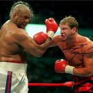 TOMMY MORRISON SIGNED PHOTO 8X10 RP AUTOGRAPHED vs George Foreman