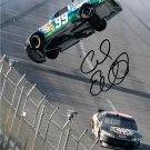 CARL EDWARDS SIGNED PHOTO 8X10 RP AUTOGRAPHED * NASCAR  * CRASH