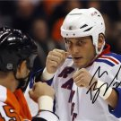 DEREK BOOGAARD SIGNED PHOTO 8X10 AUTO RP AUTO AUTOGRAPHED NEW YORK RANGERS
