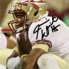 JAMEIS WINSTON SIGNED PHOTO 8X10 RP AUTOGRAPHED FLORIDA STATE SEMINOLES