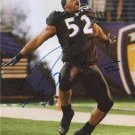 * RAY LEWIS SIGNED PHOTO 8X10 AUTO RP AUTO AUTOGRAPHED BALTIMORE RAVENS