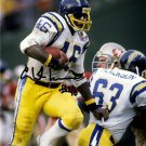 ** CHUCK MUNCIE SIGNED PHOTO 8X10 RP AUTO AUTOGRAPHED * SAN DIEGO CHARGERS *