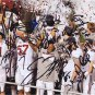 2012 ALABAMA TEAM SIGNED PHOTO 8X10 AUTO RP AUTO AUTOGRAPHED NICK SABAN CHAMPS !