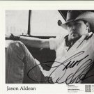 JASON ALDEAN SIGNED PHOTO 8X10 RP AUTOGRAPHED *COUNTRY MUSIC SINGER *