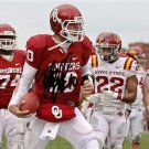 BLAKE BELL SIGNED PHOTO 8X10 AUTO RP AUTOGRAPHED OKLAHOMA SOONERS FOOTBALL