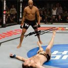 """ANDERSON SILVA SIGNED PHOTO 8X10 RP AUTOGRAPHED  """" THE SPIDER """" UFC MMA FIGHTING"""
