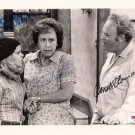 ALL IN THE FAMILY CAST SIGNED PHOTO 8X10 RP AUTOGRAPHED * JEAN STAPLETON