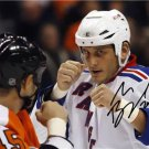 DEREK BOOGAARD SIGNED PHOTO 8X10 RP AUTO AUTOGRAPHED * NEW YORK RANGERS