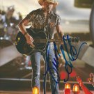 ** JASON ALDEAN SIGNED PHOTO 8X10 RP AUTOGRAPHED COUNTRY MUSIC