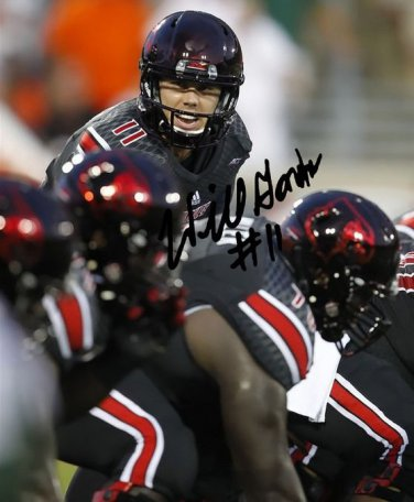 WILL GARDNER SIGNED PHOTO 8X10 RP AUTOGRAPHED * LOUISVILLE CARDINALS