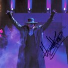 THE UNDERTAKER SIGNED PHOTO 8X10 RP AUTOGRAPHED WWE