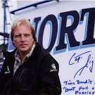 SIG HANSEN SIGNED PHOTO 8X10 RP AUTOGRAPHED DEADLIEST CATCH WITH INSCRIPTION