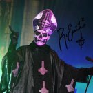 GHOST BC PAPA EMERITUS II SIGNED PHOTO 8X10 RP AUTOGRAPHED DOOM METAL