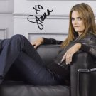 ** STANA KATIC SIGNED PHOTO 8X10 RP AUTOGRAPHED ** CASTLE