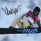KAITLYN FARRINGTON SIGNED PHOTO 8X10 RP AUTOGRAPHED USA SOCHI OLYMPICS