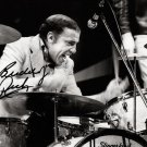 BUDDY RICH SIGNED PHOTO 8X10 RP AUTOGRAPHED ** LEGENDARY DRUMMER