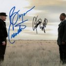 BREAKING BAD CAST SIGNED PHOTO 8X10 RP AUTOGRAPHED BRYAN CRANSTON & ESPOSITO