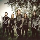 AS I LAY DYING BAND SIGNED POSTER PHOTO 8X10 RP AUTOGRAPHED