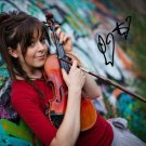 LINDSEY STIRLING SIGNED POSTER PHOTO 8X10 RP AUTOGRAPHED