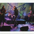 IMAGINE DRAGONS FULL BAND GROUP SIGNED POSTER PHOTO 8X10 RP AUTOGRAPHED