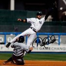 DEREK JETER SIGNED POSTER PHOTO 8X10 RP AUTO AUTOGRAPHED NEW YORK YANKEES *