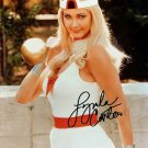LYNDA CARTER SIGNED PHOTO 8X10 RP AUTOGRAPHED PICTURE WONDER WOMAN