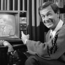 * BOB BARKER SIGNED PHOTO 8X10 RP AUTOGRAPHED THE PRICE IS RIGHT