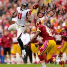 JULIO JONES SIGNED POSTER PHOTO 8X10 RP AUTOGRAPHED * ATLANTA FALCONS