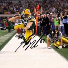 JORDY NELSON SIGNED PHOTO 8X10 RP AUTOGRAPHED * GREEN BAY PACKERS