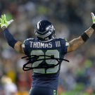 * EARL THOMAS SIGNED PHOTO 8X10 RP AUTOGRAPHED SEATTLE SEAHAWKS