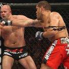 * ANTONIO SILVA SIGNED PHOTO 8X10 RP AUTOGRAPHED VS FEDOR EMELIANENKO UFC MMA