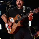 * ZAC BROWN SIGNED PHOTO 8X10 RP AUTOGRAPHED BAND * THE GROHL SESSIONS *