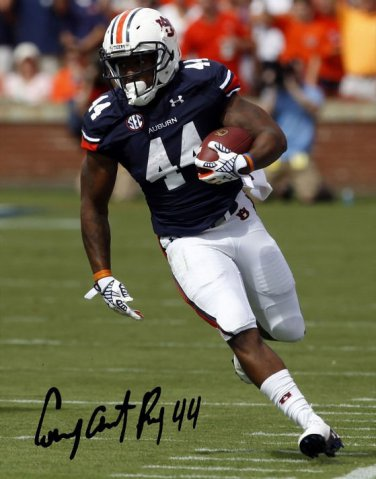 CAMERON ARTIS-PAYNE SIGNED PHOTO 8X10 RP AUTOGRAPHED * AUBURN TIGERS
