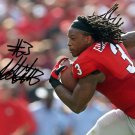 * TODD GURLEY  SIGNED POSTER PHOTO 8X10 RP AUTOGRAPHED * GEORGIA BULLDOGS *