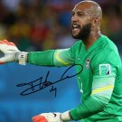 Tim Howard signed Autographed photo rp 8x10 USA United States World Cup Soccer