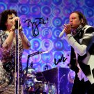 WIN BUTLER REGINE CHASSAGNE SIGNED AUTOGRAPHED PHOTO 8X10 RP ARCADE FIRE FUNERAL