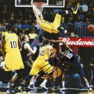 Nik Stauskas signed Autographed photo rp 8x10 Michigan Wolverines Basketball