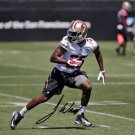 JIMMIE WARD SIGNED AUTOGRAPHED PHOTO RP 8X10 SAN FRANCISCO 49ERS FIRST PICK