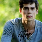 * DYLAN O'BRIEN SIGNED AUTOGRAPHED PHOTO RP 8X10 THE MAZE RUNNER !