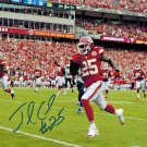 JAMAAL CHARLES SIGNED PHOTO 8X10 RP AUTOGRAPHED KANSAS CITY CHIEFS