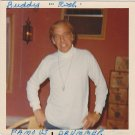 BUDDY RICH SIGNED PHOTO RP AUTOGRAPHED DRUMMER... 1971 THE SOLOS