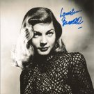 LAUREN BACALL SIGNED PHOTO 8X10 RP AUTOGRAPHED PICTURE