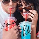 Cory Monteith Lea Michele signed photo 8x10 rp Autographed