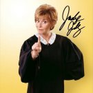 Judge Judy signed photo 8x10 rp Autographed