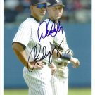 DEREK JETER ALEX RODRIGUEZ SIGNED PHOTO 8X10 RP AUTOGRAPHED NEW YORK YANKEES